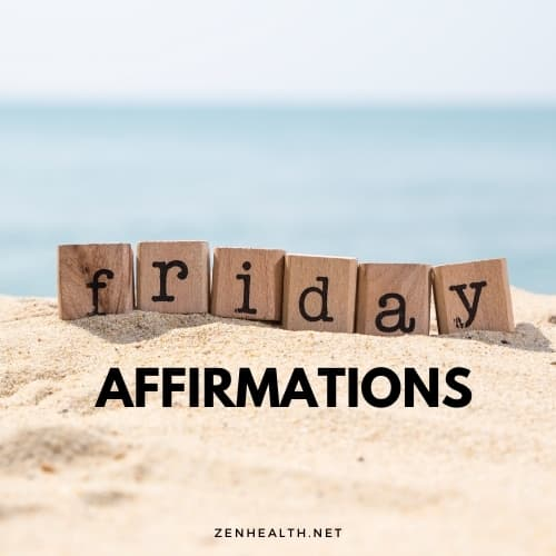friday affirmations featured image
