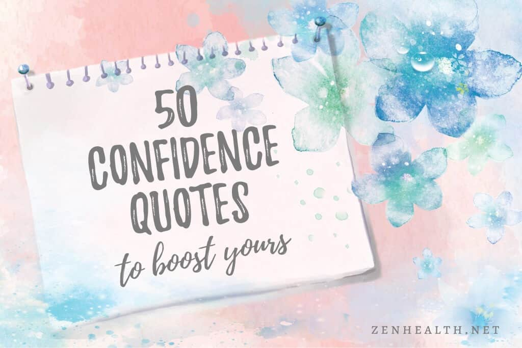 50 confidence quotes