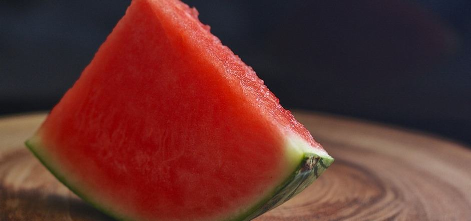 Watermelon Benefits (watermelon wedge)
