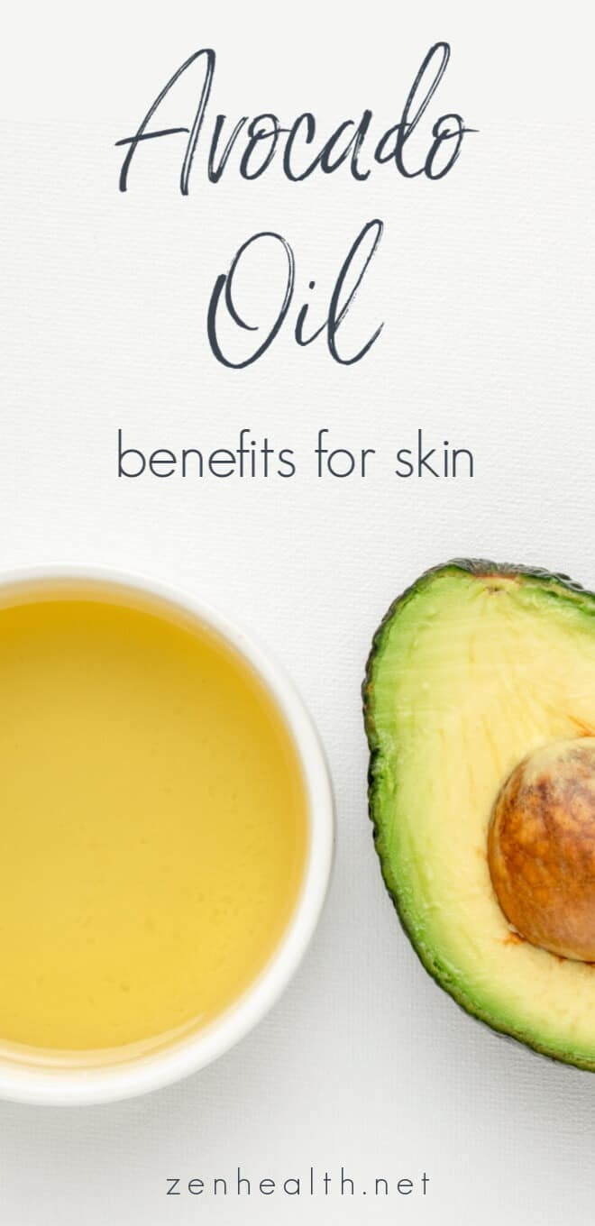 Avocado oil benefits for skin #avocadooil