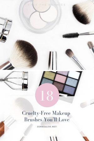Cruelty Free Makup Brushes