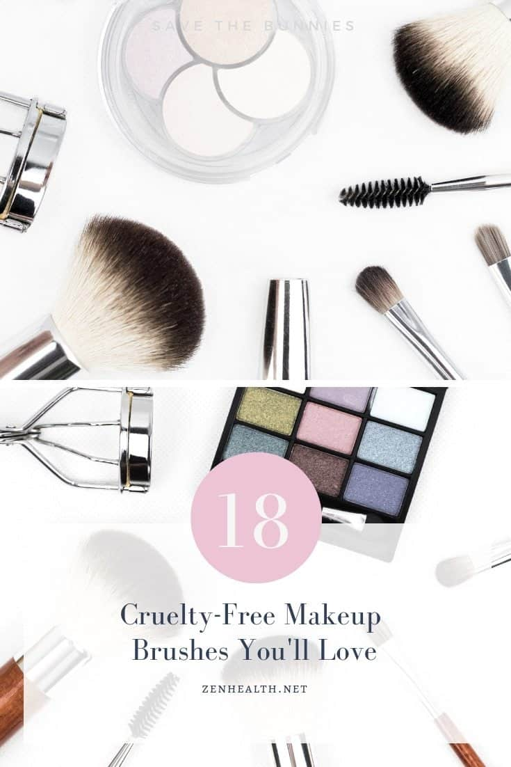 18 Cruelty-Free Makeup Brushes You'll Love
