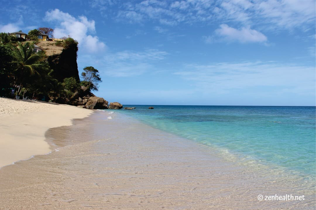 Grenada Beaches - Magazine Beach