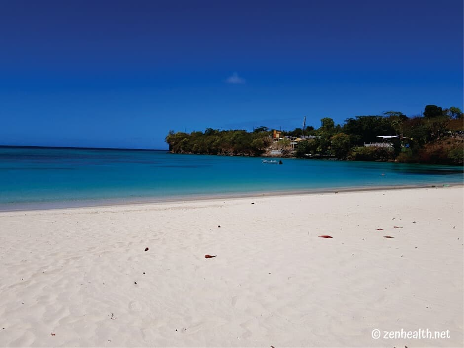 Grenada Beaches Morne Rouge Beach