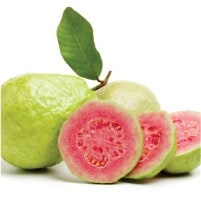 Guava Slices and Guava