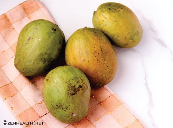 Julie mangoes for mango chow