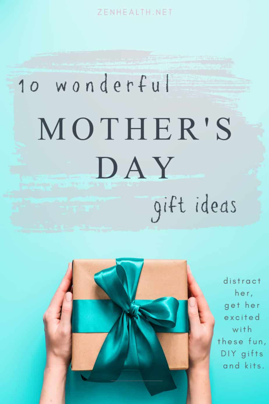 10 wonderful mother's day gift ideas