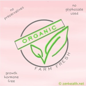 Use organic food if you plan to use the scraps