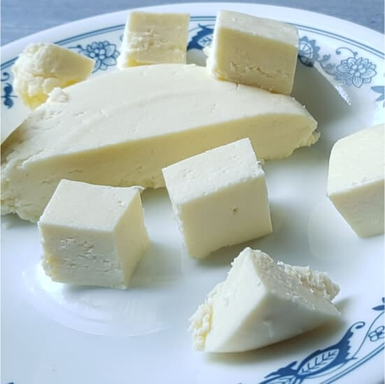 How to Make Paneer - Featured