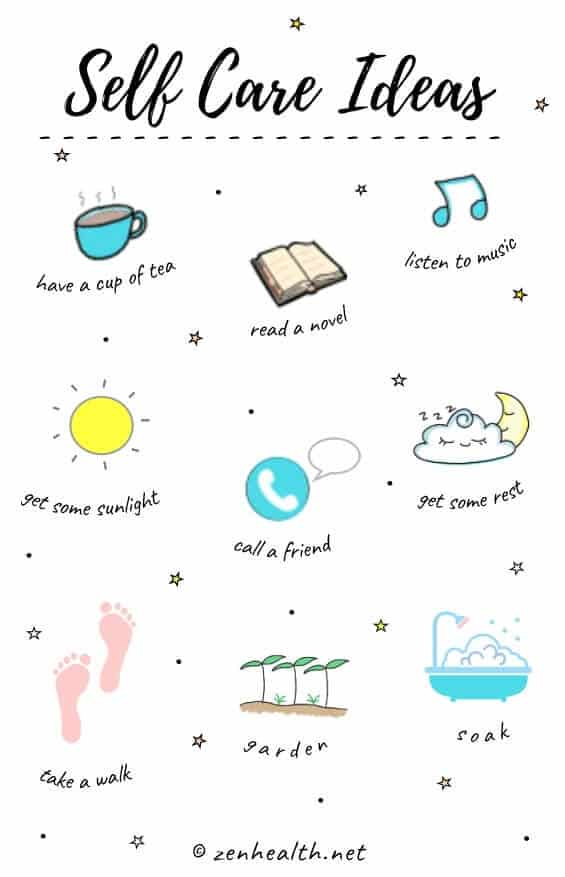 Self Care Ideas and Tips | Self Care Quotes