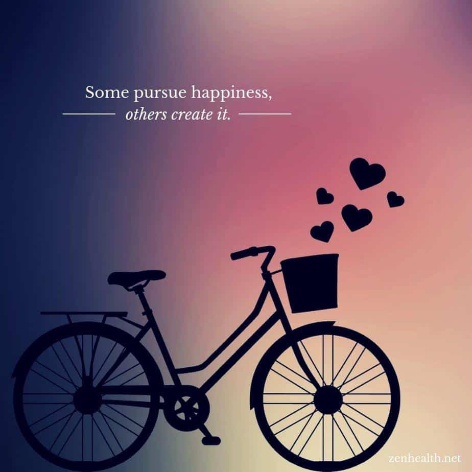 Some pursue happiness, others create it. - George Sand Quote