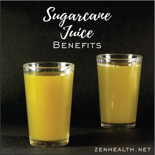 Sugarcane Juice Benefits (Featured)