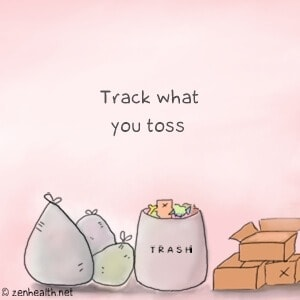 Reduce Food Waste: Track What You Toss