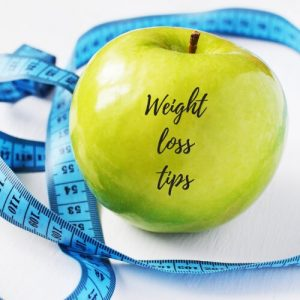 Weight loss tips from a friend